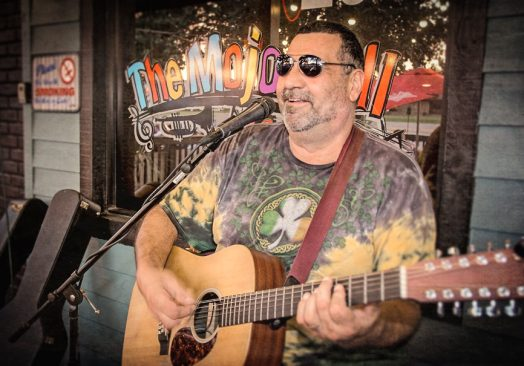 Open Mic Night with Greg Pando